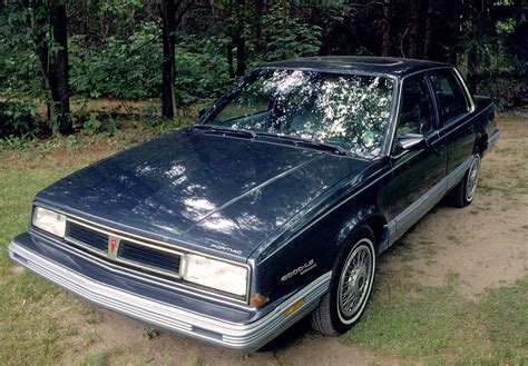My Second Car 1987 Pontiac 6000 Le Driveandreview