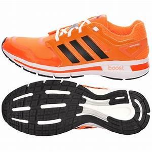 Boutique Chaussure Running Adidas Paris Revenge Techfit Homme Orange Adidas Paris Running Homme