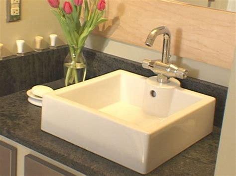 Bathroom Sink Options by Bathroom Countertops Options Idea