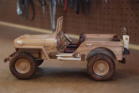 wwii military jeep  woodscrap  lumberjockscom