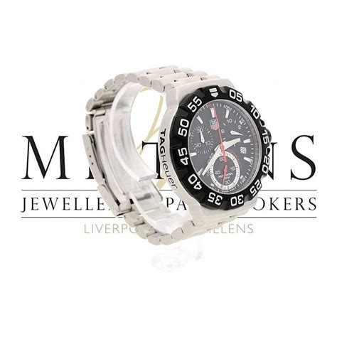 tag heuer formula 1 cah1110 pre owned