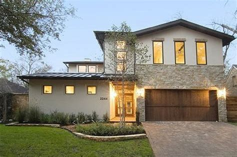 Contemporary European Modern House Plans From Houseplans