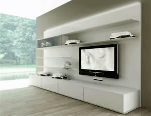 Tv Wand Modern : tv wand op maat m bel design idee f r sie ~ Michelbontemps.com Haus und Dekorationen