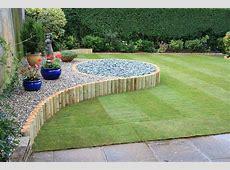 Good Simple Nice Rock Garden Landscape Design Have Simple