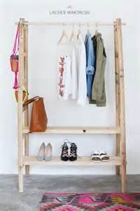 Closet Ladder DIY