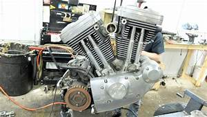 02 Harley Davidson Xl1200 Xl 1200 Sportster Engine Motor
