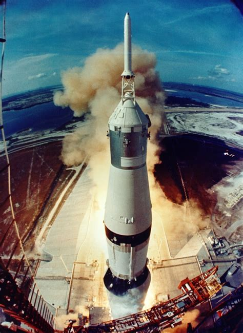 To The Moon Apollo 11 Liftoff Hd Video