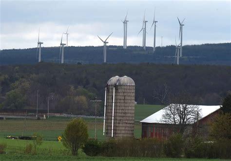 pa wildlife agency    wind turbines  game lands