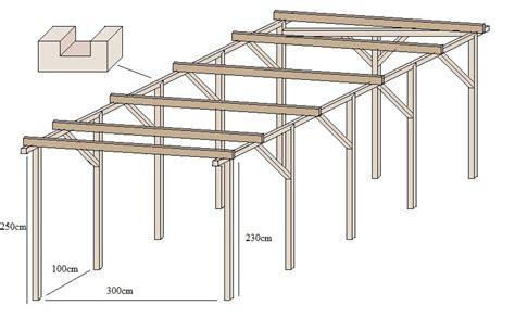 Carports Selber Bauen Aus Holz » Wwwselberbauende