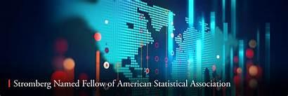 Statistics Association Statistical American Banner Stromberg Science