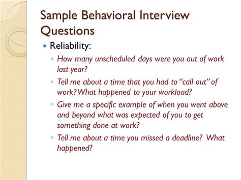 Tell Me About A Time When You Failed by Hiring The Right Person The 1st Time Ppt