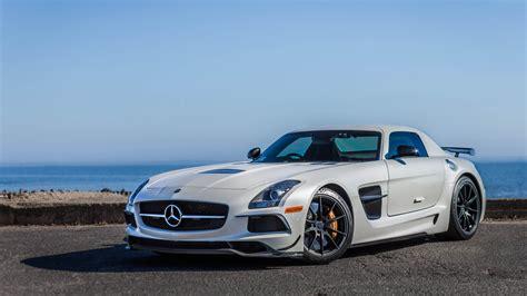Mercedes Benz Sls Amg Supersportwagen Hd 4k Wallpaper Mb