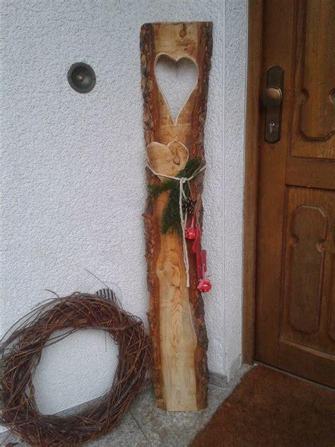 Holz Deko Draußen by Gartendeko Geschenk Mit Herz