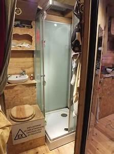 bien chauffer salle de bain 1 camion am233nag233 With chauffer salle de bain
