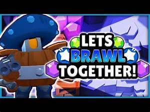 BRAWL STARS LIVE STREAM! - LETS TALK ABOUT THE UPDATE ...