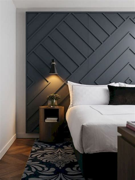 exciting modern bedroom wall designs  bedroom decor