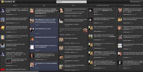 Organize Your Tweeting Life By Installing Tweetdeck