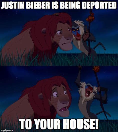 Rafiki Meme - lion king imgflip