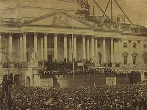 Rare Abraham Lincoln inauguration photo to be unveiled ...