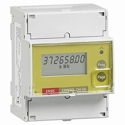 Meter Conto Pt Sh D4 Phase Ct