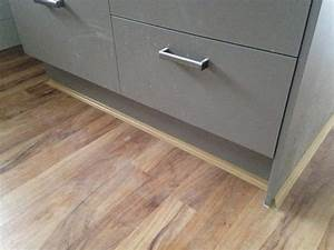 floating floor to kitchen kick build With parquet flottant vinyl
