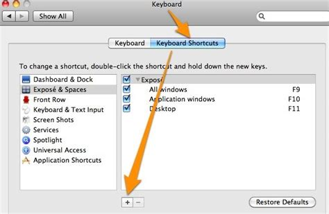 keyboard shortcut switch tabs excel mac keyboard