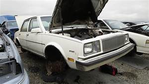 Junkyard Find  1985 Buick Skylark Limited Sedan