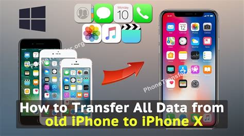 data from iphone how to transfer all data from iphone to iphone x