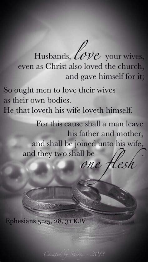 husbands love  wives   christ  loved
