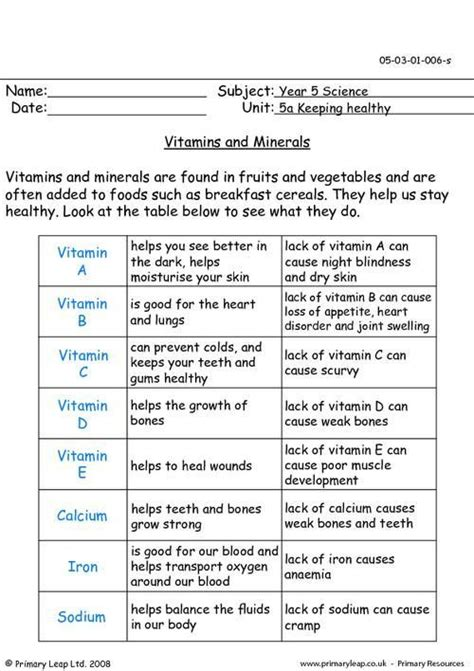 to make sure that you get the right vitamins and minerals