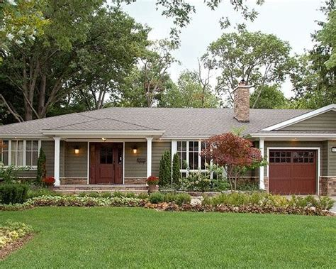 best 25 ranch house exteriors ideas on ranch