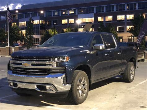 2019 Chevrolet Silverado Diesel by 2019 Silverado Diesel Duramax Spied Testing Gm