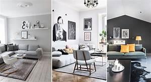 salon gris décoration conseils inspirations