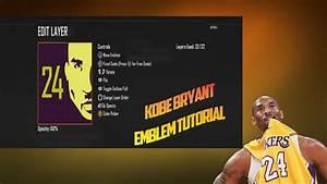 Black Ops 2 - Kobe Bryant | LosAngeles Lakers Emblem - YouTube