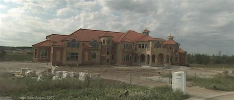 square foot unfinished wisconsin mega mansion sells