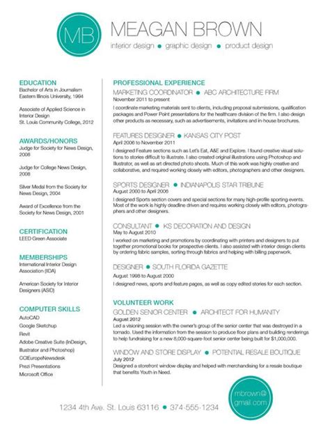 color resume resume and cover letter template cv template word