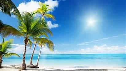 Desktop Beach Tropical Standard Pc Wallpapertag