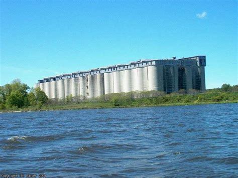 mcnicoll port description grain elevator uer locations