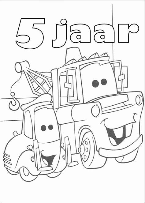 5 Jaar Samen Met Vriend Kleurplaat by Kleurplaat Jarig Luxe 26 Grappig Kleurplaat Voor