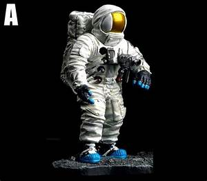 DRAGON ARMOR NASA APOLLO 11 CAN.DO 1/24 Astronaut 2 FIGure ...