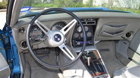Sterling Mccall Fiat by 1975 Chevrolet Corvette Convertible Mecum Houston 2012 F40