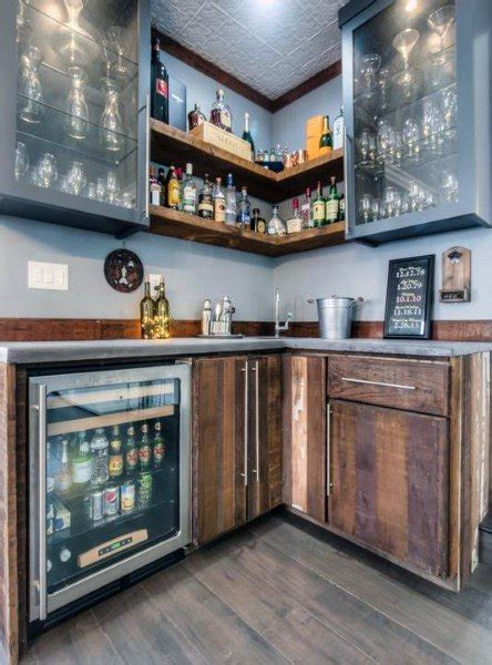 Small Corner Bar Ideas by Top 70 Best Home Bar Ideas Cool Entertaining Space