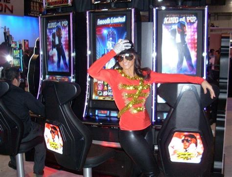 New slot machines unveiled at Global Gaming Expo dominated ...