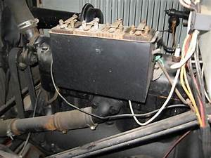 Photo  Engine Coil Box 1926 Ford Model T