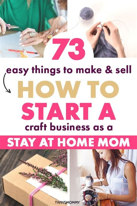 crafts     sell   stay  home mom