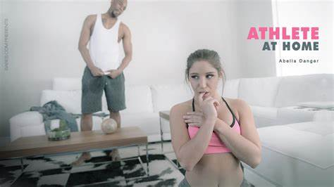 Abella Danger Works Dick While Work On The Phone