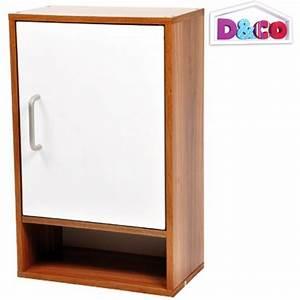 Meuble Salle De Bain Haut : meuble salle de bain haut 51 cm d co d co ~ Teatrodelosmanantiales.com Idées de Décoration