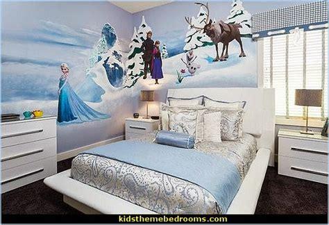 themed room decor bedroom decorating theme bedrooms maries manor frozen theme