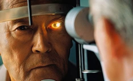 symptoms of going blind could a computer spot glaucoma years earlier and help