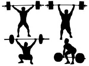 Home Gym Ideas Powerlifting Photo
